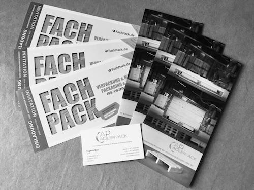 ADLERPACK kauf der FachPack 2015