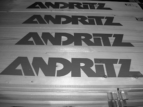Aufsatzrahmen Logo | ADLERPACK