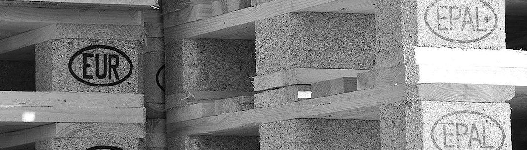 Europaletten | ADLERPACK - Holzverpackungen aller Art