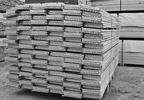Holzaufsetzrahmen paket | ADLERPACK